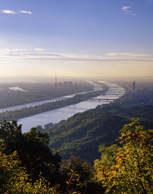 View over Danube