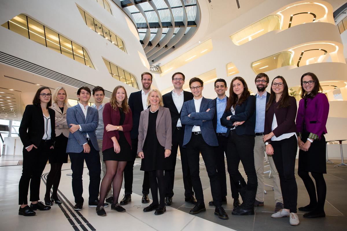 Wirtschaftsuniversität Wien über Uns Prof Spitzer Institut