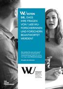 "Sujet der Kampagne ""100 Jahre Forschung"""