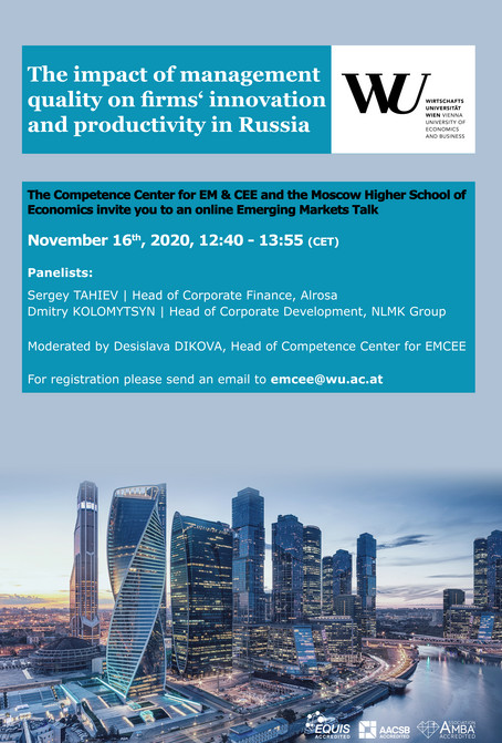 Innovation Russia invitation