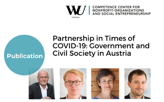 Partnership in Times of COVID-19: Government and Civil Society in Austria