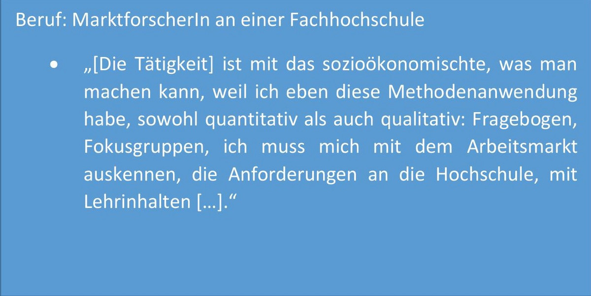 Wirtschaftsuniversität Wien Karriereaussichten