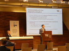 Symposium on International Tax Law 2020