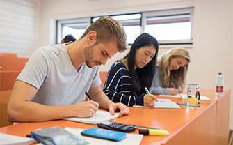 WU programs in high demand: Admission procedures started for all bachelor's programs