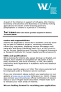 Job Description English