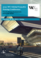 2021 WU Global Transfer Pricing Conference - Brochure