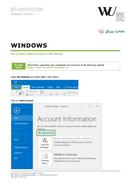 Wirtschaftsuniversität Wien: Email Office 365 - Email