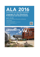 ALA 2016 Abstracts