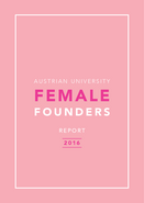 Report Female Founders 16