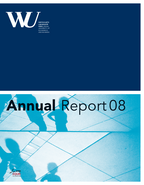 WU Annual Report 2008