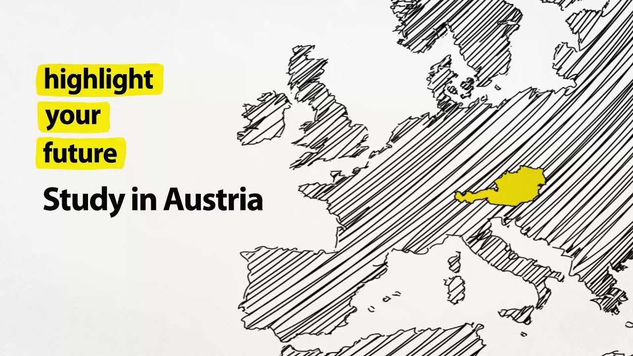 Video Highlight your future. Study in Austria.