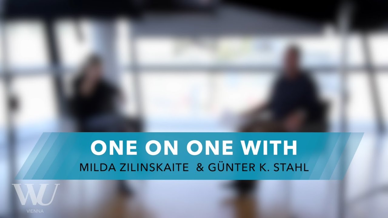 Video One on One with...
