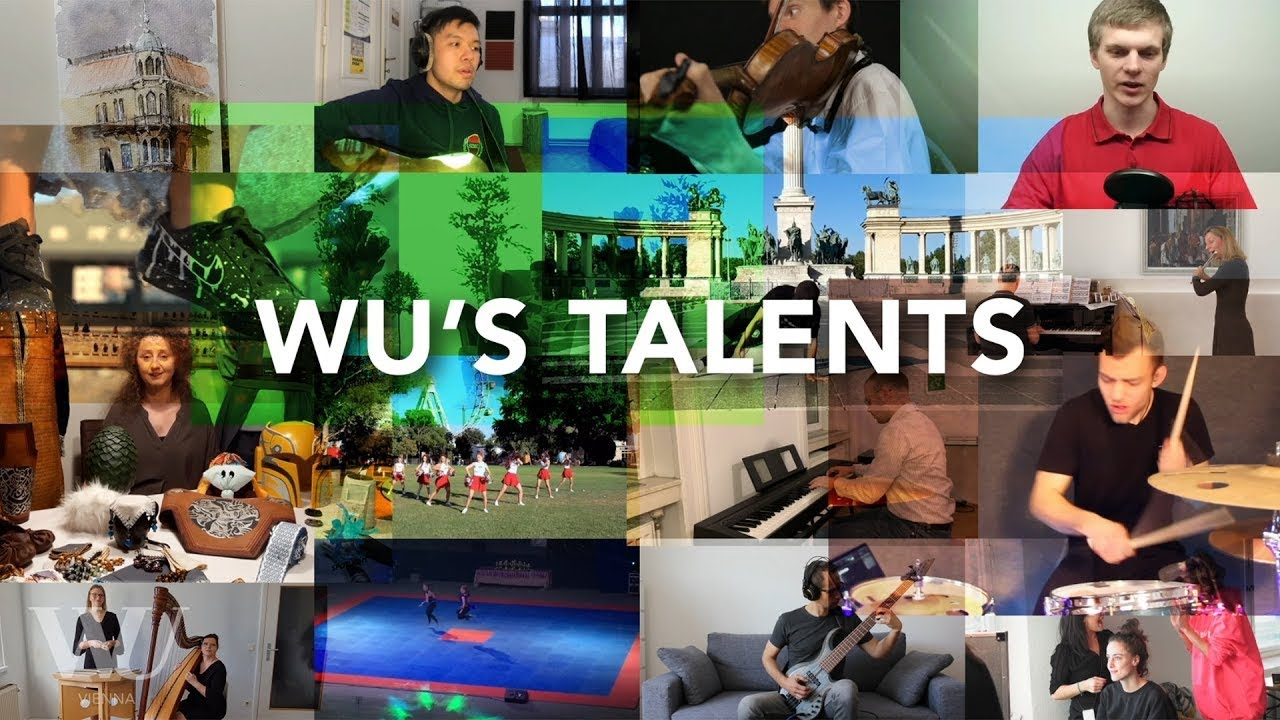 Video WU's Talents